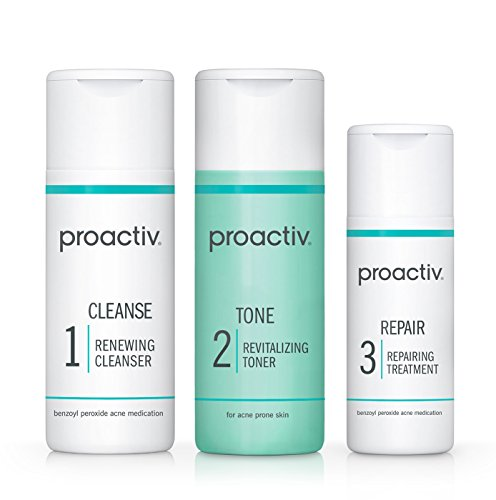- Proactiv 3-Step Acne Treatment System, Starter Size