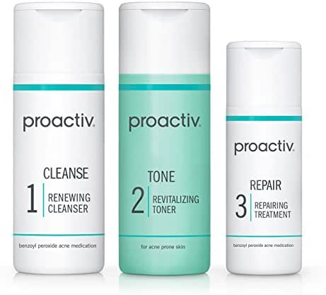 Proactiv 3-Step Acne Treatment System, Starter Size