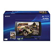 """24"""" 3D Game Display [SONY]"""