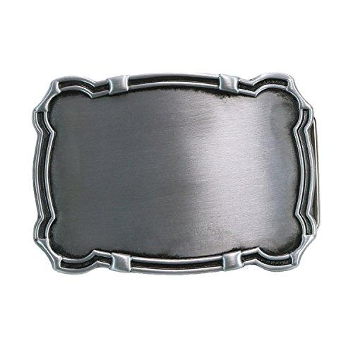 Cowboy Belt Frame (Landisun Handmade DIY Blank Style Frame Belt)