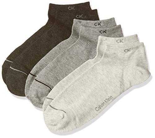 Socquettes Klein Socks Pack Da 98 De mehrfarbig 3 Multicolore asst Uomo Homme Calvin Coton Calzini Z1EqdEw