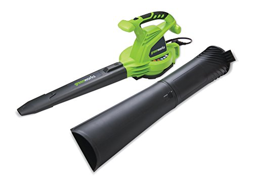 Buy electric leaf blower vacuum mulcher
