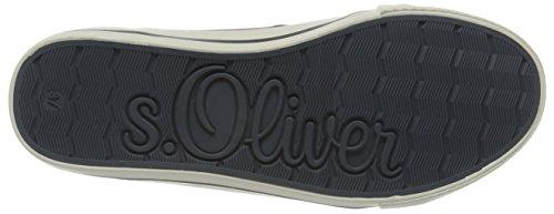 S.oliver Ladies 24626 Sneaker Blue (denim 802)