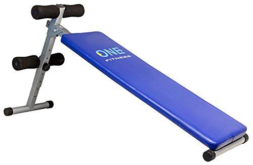 Bauchbank L8213 One Fitness Bauchtrainer