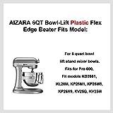 Flex Edge Beater for KitchenAid Bowl-Lift Stand