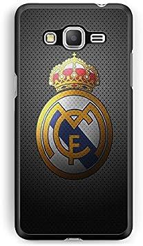 Coque Samsung Galaxy J5 2016 Real Madrid Ronaldo Benzema Bale Football barca REF11050
