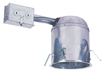 """6 Pieces 6"""" Remodel LED Can Air Tight IC Housing LED Recessed Lighting"""