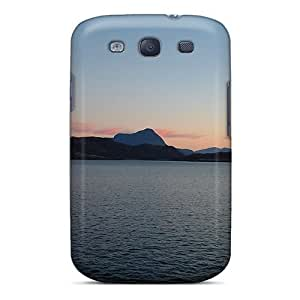 Durable Scotl Loch Eriboll Back Case/cover For Galaxy S3