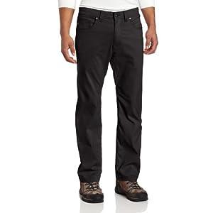 Prana Men's Brion 30-Inch Inseam Pant, Charcoal, 32 Inch waist x 30 Inch inseam