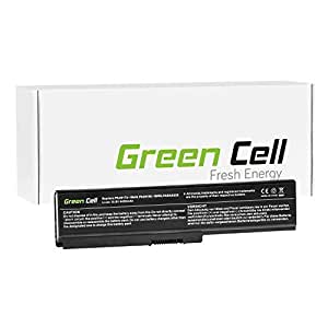 Green Cell® Portátil Batería para Toshiba Satellite L755D-14L Ordenador (4400mAh)