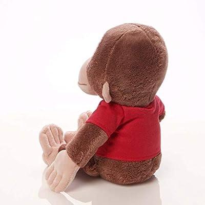 GUND Curious George Stuffed Animal Plush, 12