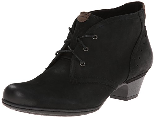 Rockport Cobb Hill Women's Aria-Ch Boot, Black, 10 M US