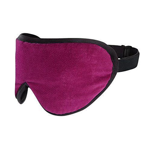 Piccadilly Pink Sleeping Mask Eye Shade by Masters of Mayfair. Luxurious with Silk and Lavender scents. Handmade in London, England. Helps you sleep better on flights, vacation and at home making it the perfect Christmas gift or Christmas present.