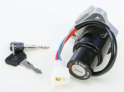 Yamaha Ignition Switch Assembly model XJ750/M 1983 Street Motorcycle Part# 56-5834