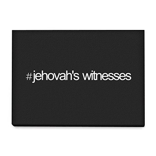 Idakoos - Hashtag Jehovah's Witnesses - Religions - Canvas Wall