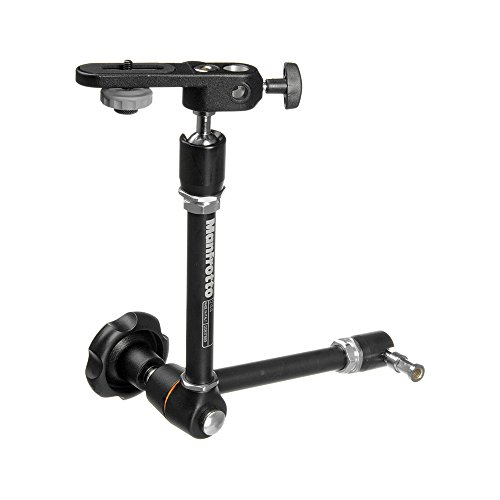 - Manfrotto 244 Variable Friction Magic Arm with Camera Bracket - Replaces 2929