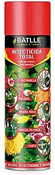Fitosanitarios - Insecticida total aeorosol 500 ml. - Batlle