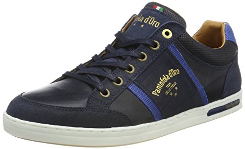 Mondovi Low Blues Sneaker d'Oro Dress Pantofola Blau Herren Uomo Rv1E1n8q
