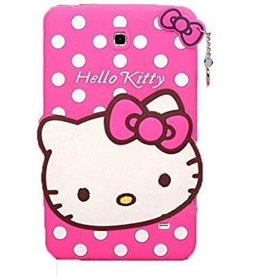 a31cc7d8b Aarnik Cute Cartoon Designer Soft Kitty Back Cover for: Amazon.in:  Electronics