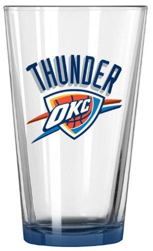 Oklahoma City Thunder NBA Basketball Elite Pint Glass