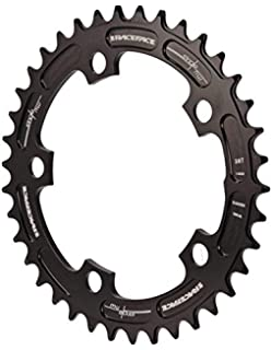 Wolf Tooth 130 BCD Road and Cyclocross Chainring 38t 5-Bolt Drop-St 130 BCD