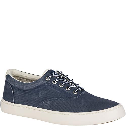 SPERRY Men's, Cutter CVO Lace up Shoes Navy 14 M (Sperry Captains Oxford Boat Shoe)