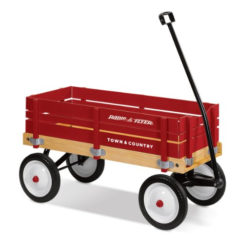 (Radio Flyer Town and Country Wagon)