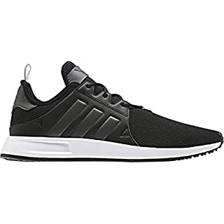 adidas Originals Men's X_PLR Hiking Shoe, core black/legend EARTH/grey three, 4.5 M US