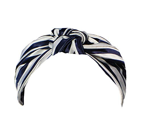 Slip Silk Knot Headband -...