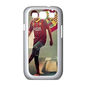 Samsung Galaxy S3 9300 Cell Phone Case White_Neymar_002 Y1T1N