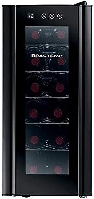 Adega Brastemp 12 Garrafas com painel touch - 110V