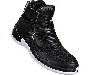 9b8d1c23feb25f ... Nike Men s Jordan Generation 23 Black   - White Ankle-. upc  884498437575 product image1. upc 884498437575 product image2