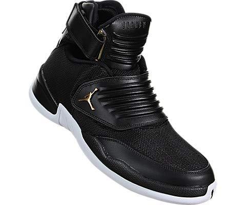super popular d3ee1 33ca9 Nike Men s Jordan Generation 23 Black   - White Ankle-High Basketball Shoe  9.5M