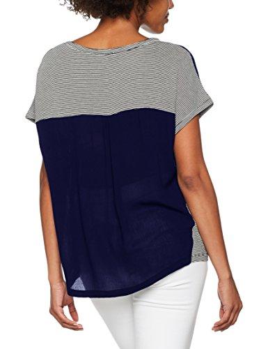 Esprit Donna Esprit navy Camicia Camicia Blu qpHqw
