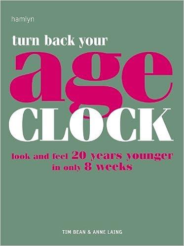 Turn Back your Age Clock price comparison at Flipkart, Amazon, Crossword, Uread, Bookadda, Landmark, Homeshop18