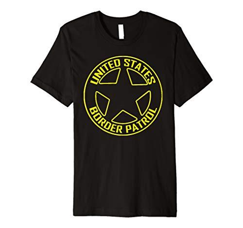 Border Patrol costume Shirt Border patrol