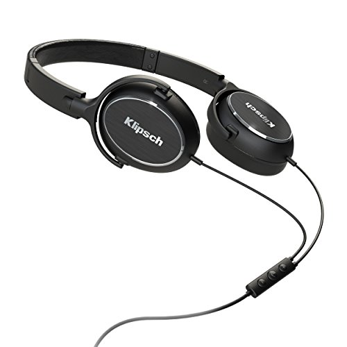 Top 1 recommendation klipsch r6i on-ear headphones black 1062410