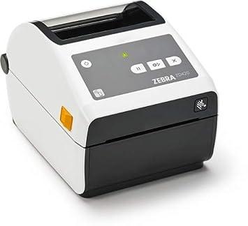 Zebra ZD420 - Impresora de Etiquetas (Transferencia térmica ...