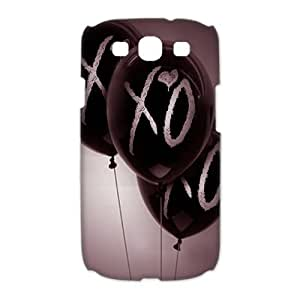 CTSLR The Weeknd XO Hard Case Cover Skin for Samsung Galaxy S3 I9300-1 Pack- Perfect Gift for Christmas-7