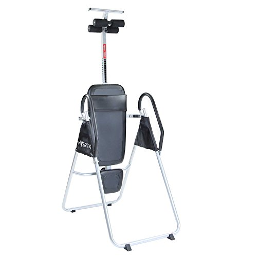 New Folding Inversion Table - Anti Gravity Back Fitness Therapy Relief by Inversion Tables (Image #7)