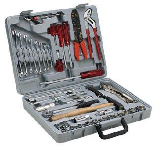 - SEACHOICE 76 Piece Deluxe Tool Kit 79861