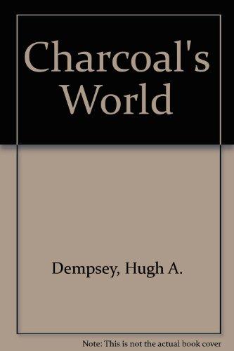 Charcoal's World (Mounted Charcoal)