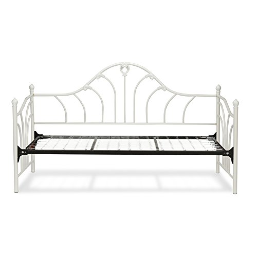 Daybed White Twin Link Spring - 2