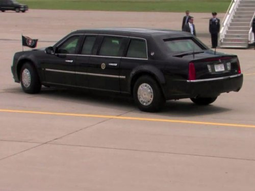Armored Transport Vehicle - Presidential Transports