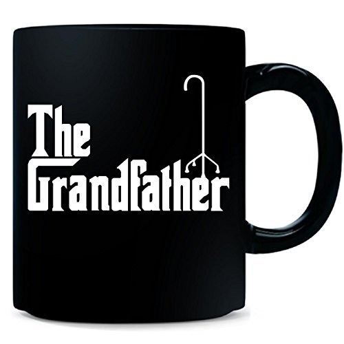 The Grandfather Funny Gift Senior Walker For Grandpa Men ...