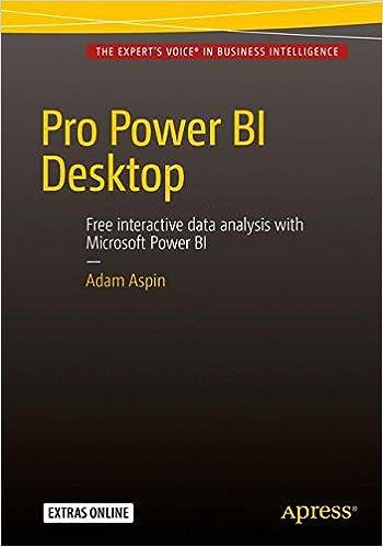 Pro Power BI Desktop: Adam Aspin: 9781484218044: Amazon com