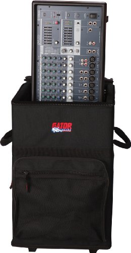 Gator 13 x 13.5 x 20 Inches Powered Mixer Case; (GPA-720) by Gator
