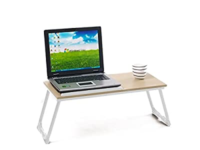 VECELO Portable Laptop Desk Folding Laptop Table Stand Computer Notebook Bed Tray