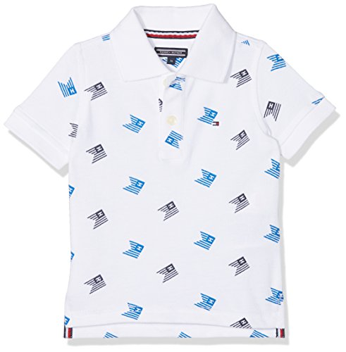 Polo Vaqueros Blossom Over Print All Boyfriend Mujer Blue Ame Mid Rigid Tommy para Multicolor S S Hilfiger qx8XfU