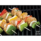 RPPR813 Bamboo Skewers, 10quot;, 1,000/Case